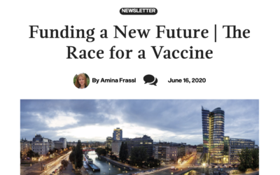 Funding the future: The race for a vaccine